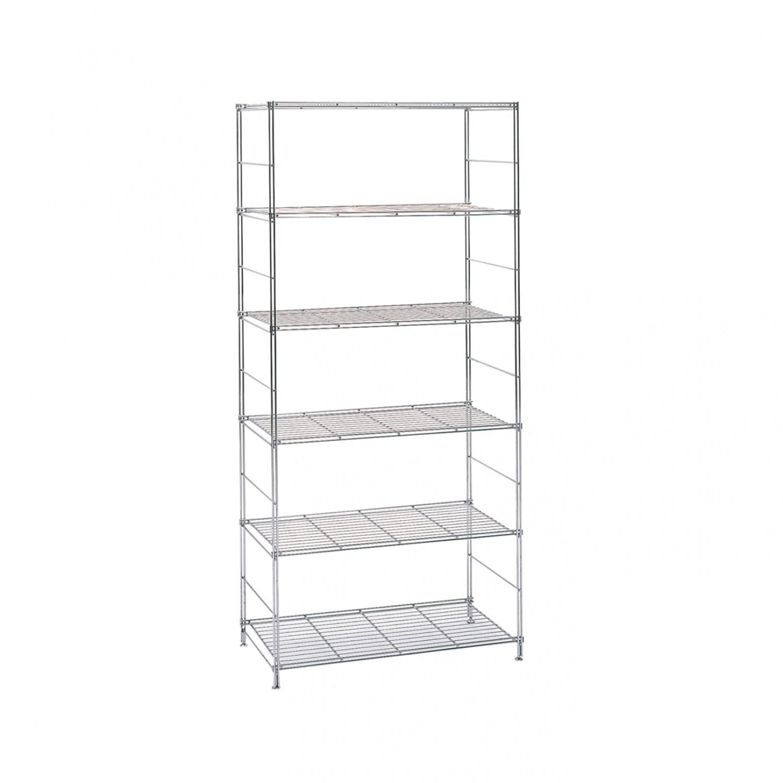 La Remise Aux Tissus Lyon steel shelf