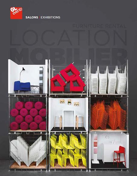 GL events Mobilier catalogue
